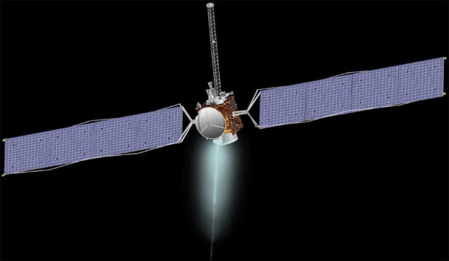 宇宙ミッション、NASAのドーン(Dawn)宇宙船