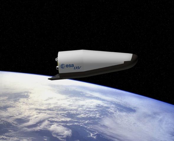 宇宙ミッション、欧州宇宙機関(ESA)のIXV