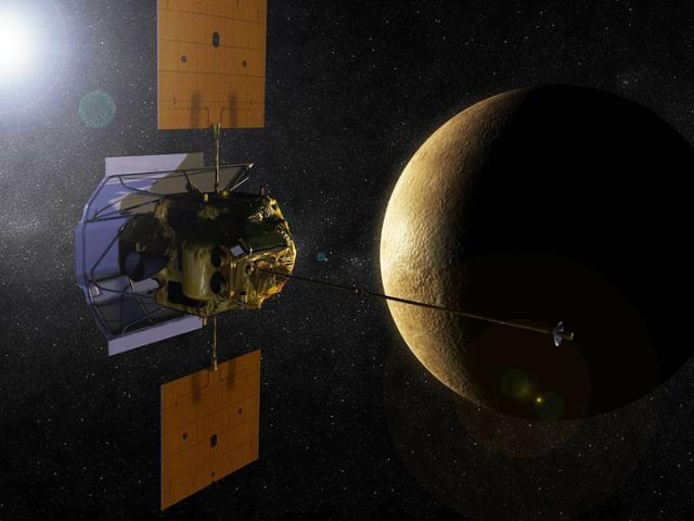 宇宙ミッション、水星探査機、メッセンジャー