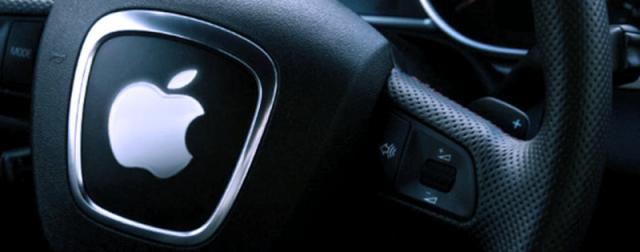 アップル自動車ハンドルかな。面白い人が多い