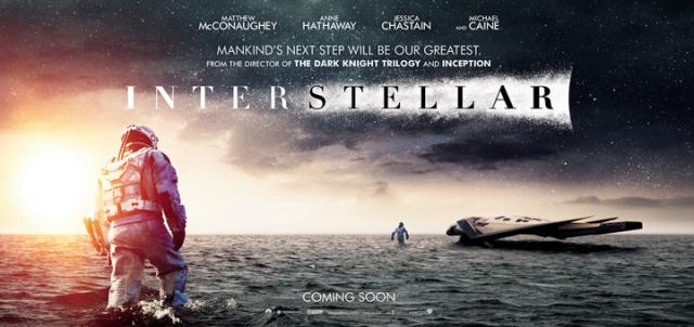宇宙ミッション、人間の宇宙挑戦_画像は映画INTERSTELLA