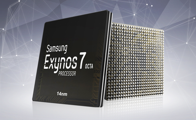 ... 決定、Exynos 7420プロセッサー