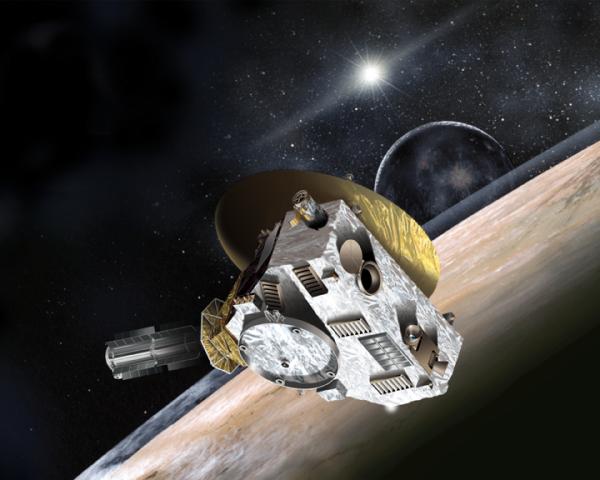 宇宙ミッション、NASAのニュー・ホライズンズ (New Horizons) 、冥王星へ着く(7月14日予定)